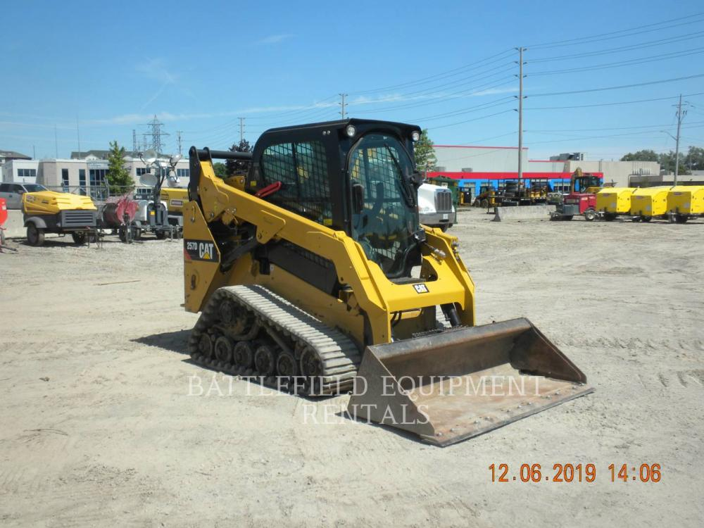 Detail photo of 2015 Caterpillar 257D from Construction Equipment Guide