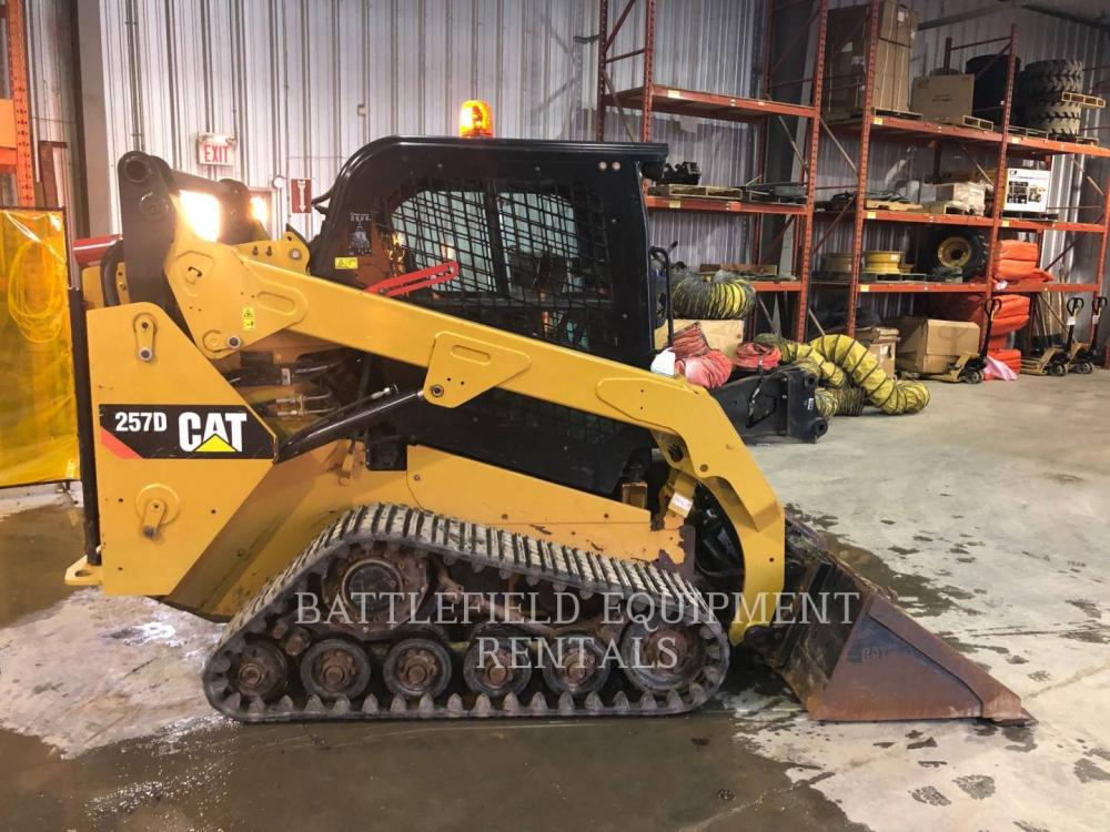 Detail photo of 2014 Caterpillar 257D from Construction Equipment Guide