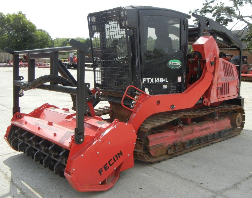 Detail photo of  Fecon FTX148L from Construction Equipment Guide