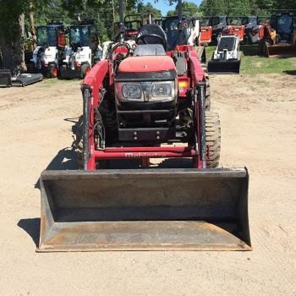 Detail photo of 2016 Mahindra 1526 HST from Construction Equipment Guide