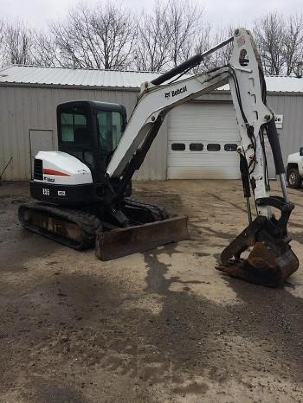 Detail photo of 2012 Bobcat E55M from Construction Equipment Guide