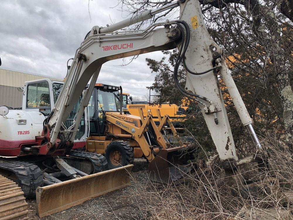Detail photo of 2013 Takeuchi TB285 from Construction Equipment Guide