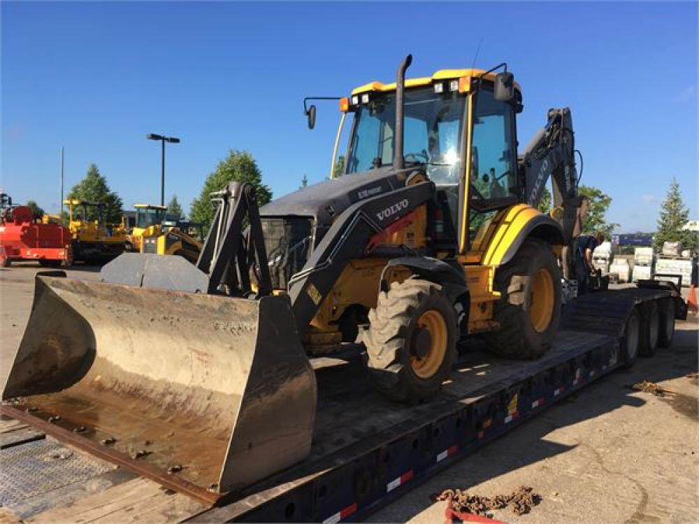 Detail photo of 2012 Volvo BL70B from Construction Equipment Guide