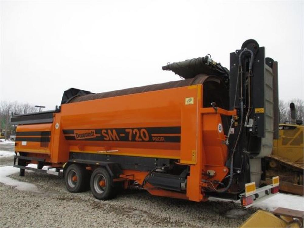 Detail photo of 2011 Doppstadt SM 720 from Construction Equipment Guide