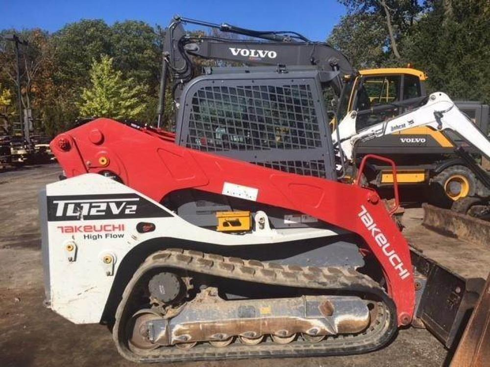 Detail photo of 2016 Takeuchi TL12V2 from Construction Equipment Guide