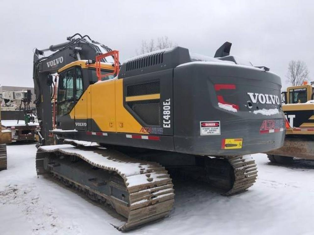 Detail photo of 2017 Volvo EC480D from Construction Equipment Guide