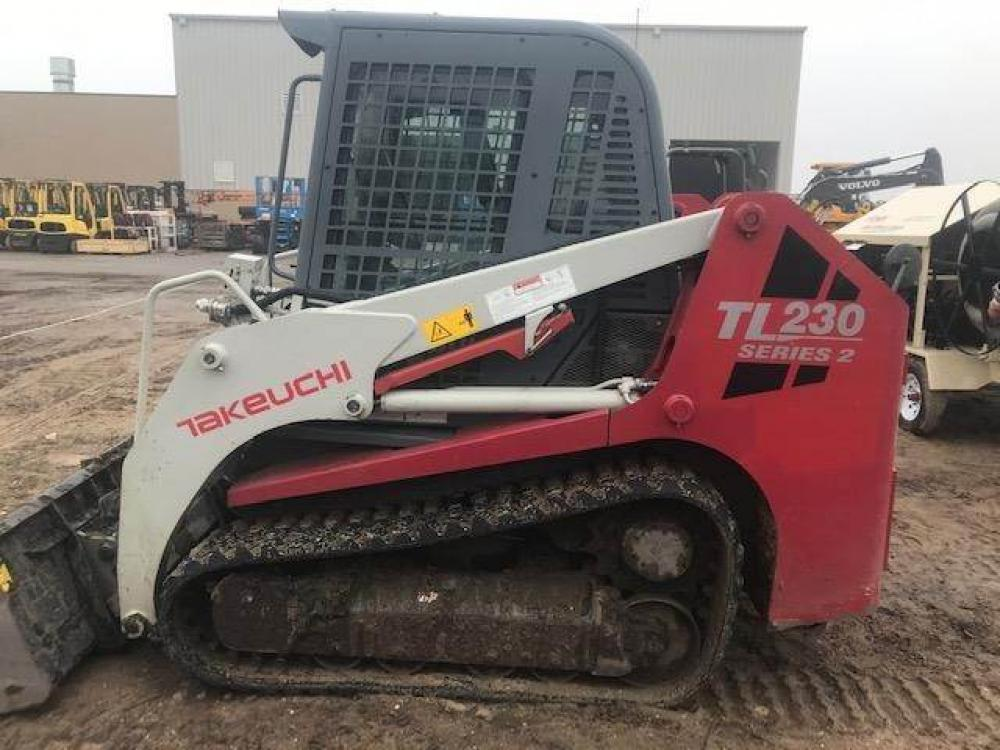 Detail photo of 2013 Takeuchi TL230 from Construction Equipment Guide