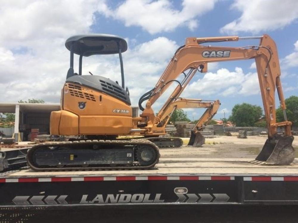 Detail photo of 2015 Case CX27B from Construction Equipment Guide