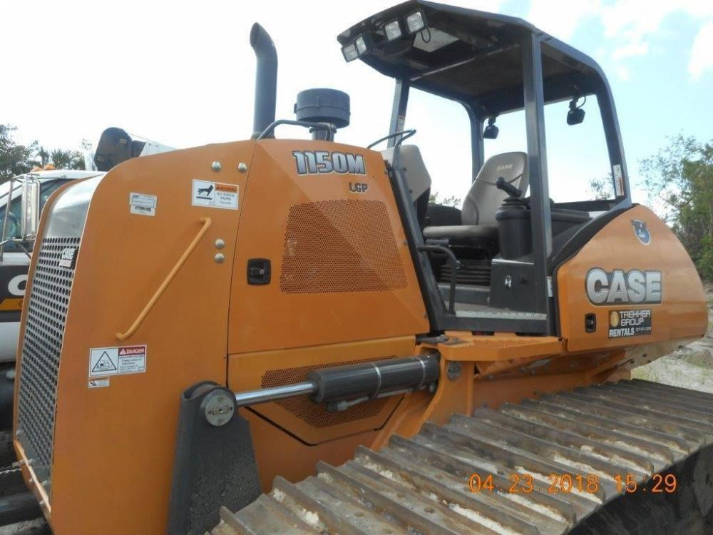Detail photo of 2016 Case 1150M from Construction Equipment Guide