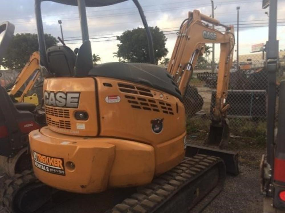 Detail photo of 2015 Case CX36B from Construction Equipment Guide