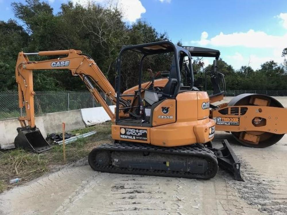 Detail photo of 2017 Case CX55B from Construction Equipment Guide