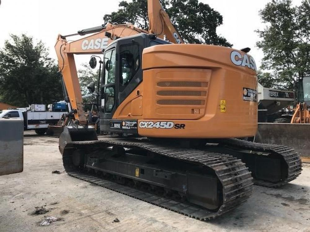 Detail photo of 2018 Case CX245D SR from Construction Equipment Guide
