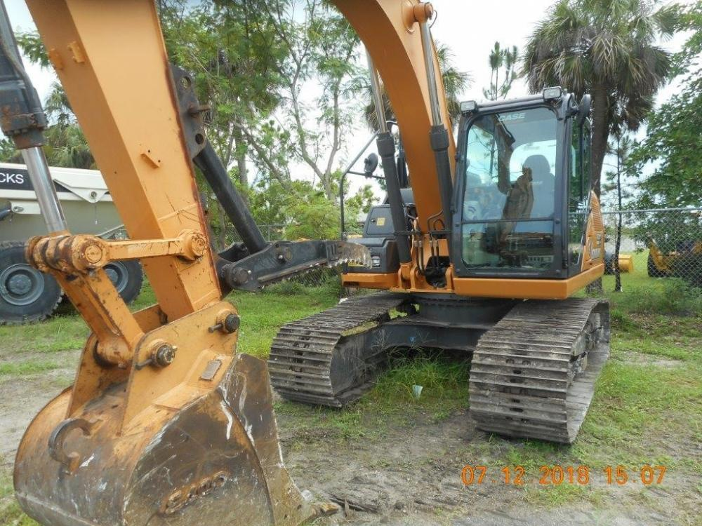 Detail photo of 2016 Case CX160D from Construction Equipment Guide