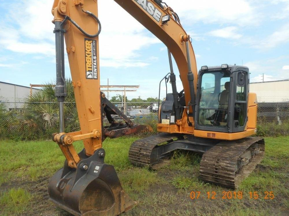 Detail photo of 2015 Case CX145C from Construction Equipment Guide