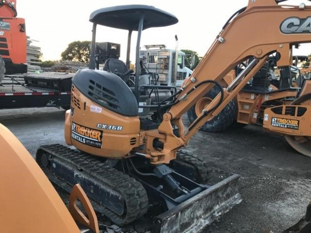 Detail photo of 2016 Case CX36B from Construction Equipment Guide