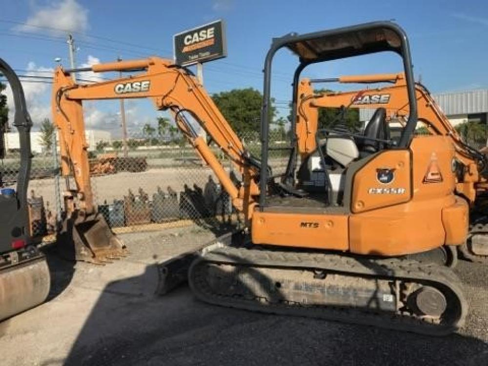 Detail photo of 2016 Case CX55B from Construction Equipment Guide