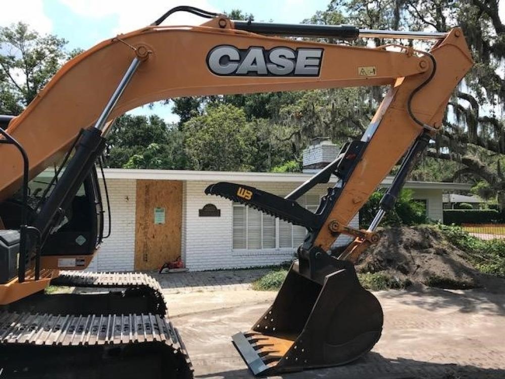 Detail photo of 2016 Case CX210 from Construction Equipment Guide