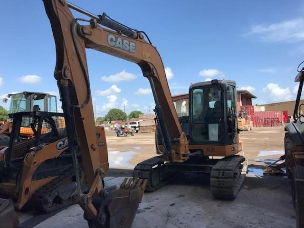 Detail photo of 2015 Case CX80C from Construction Equipment Guide