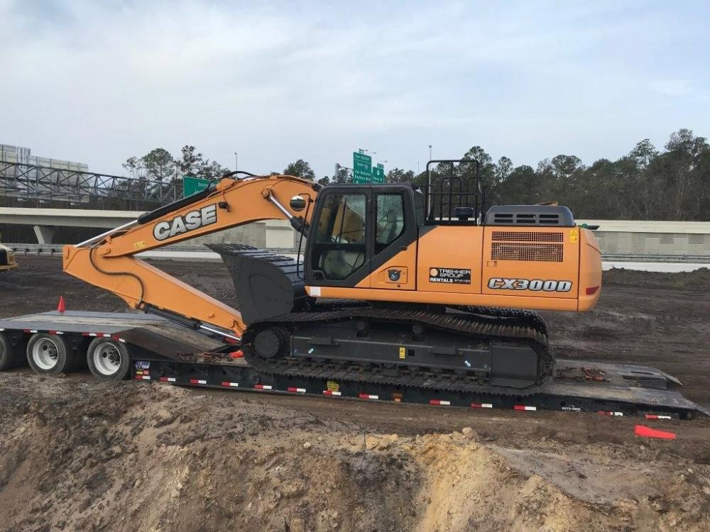 Detail photo of 2016 Case CX300D from Construction Equipment Guide