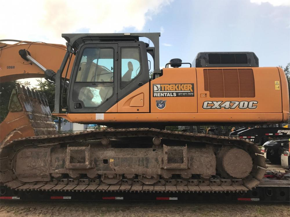 Detail photo of 2014 Case CX470C from Construction Equipment Guide