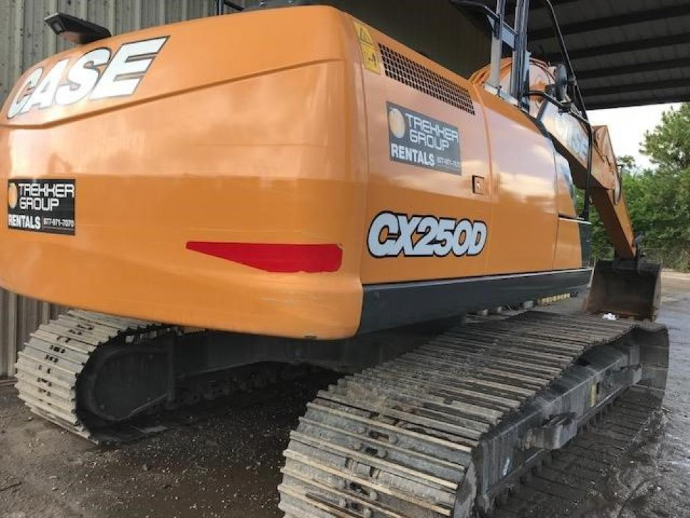 Detail photo of 2018 Case CX250D from Construction Equipment Guide