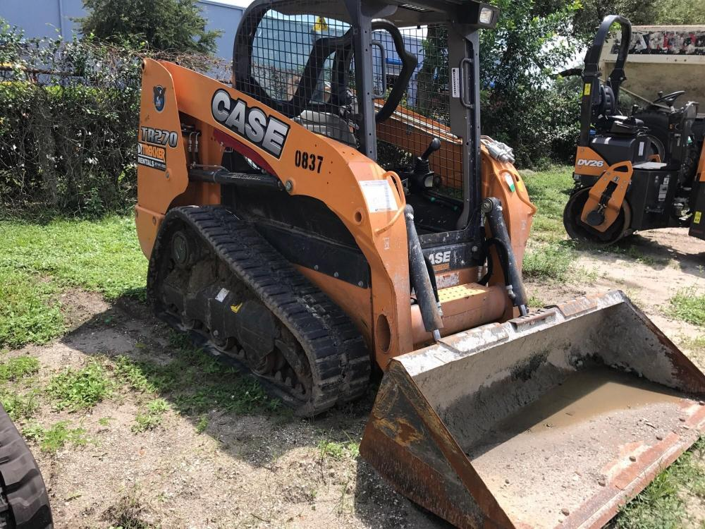 Detail photo of 2016 Case TR270 from Construction Equipment Guide