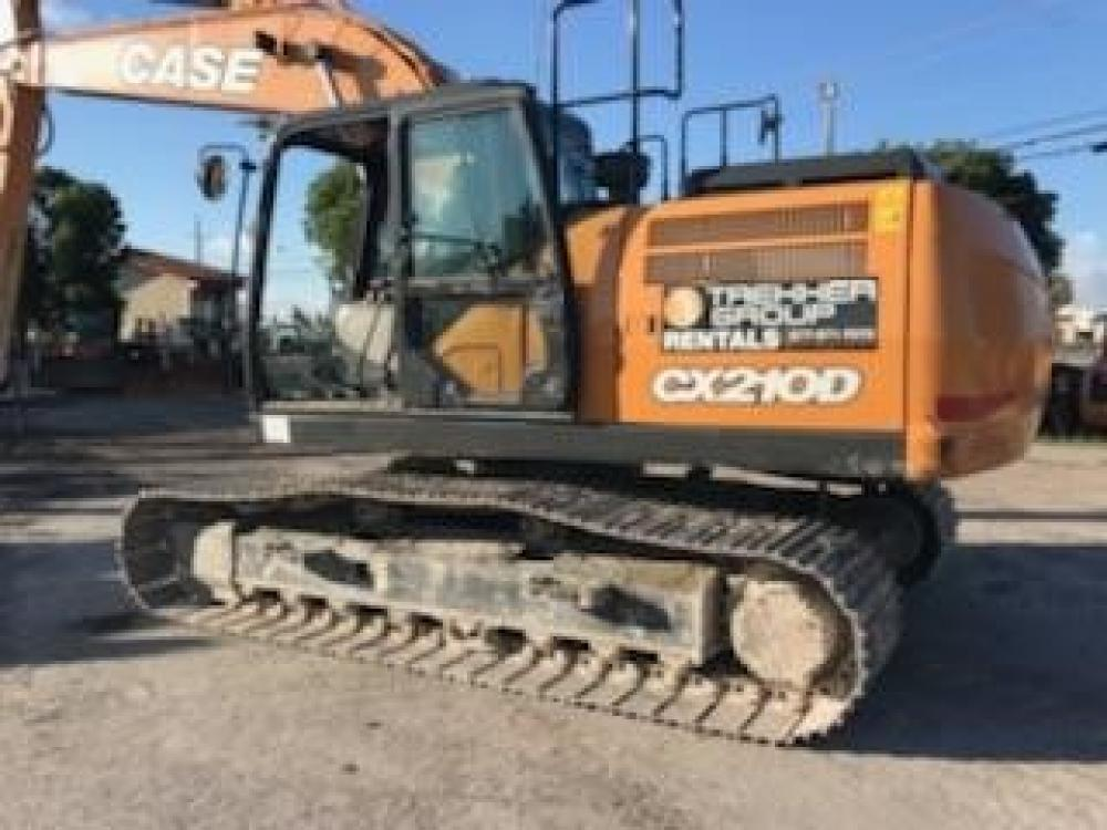 Detail photo of 2017 Case CX210 from Construction Equipment Guide