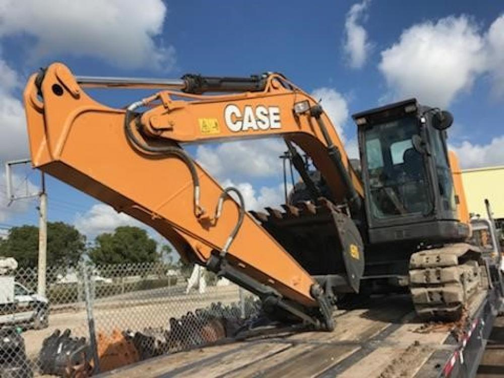 Detail photo of 2018 Case CX145D SR from Construction Equipment Guide