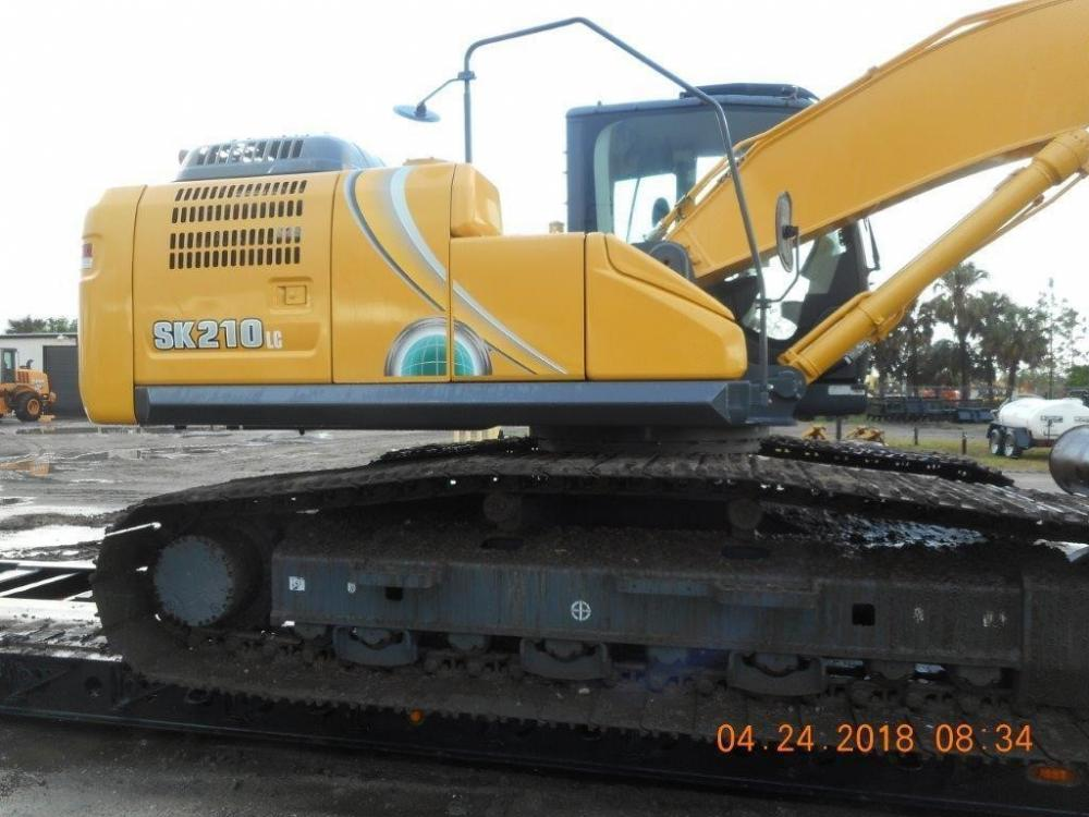 Detail photo of 2018 Kobelco SK210 LC from Construction Equipment Guide