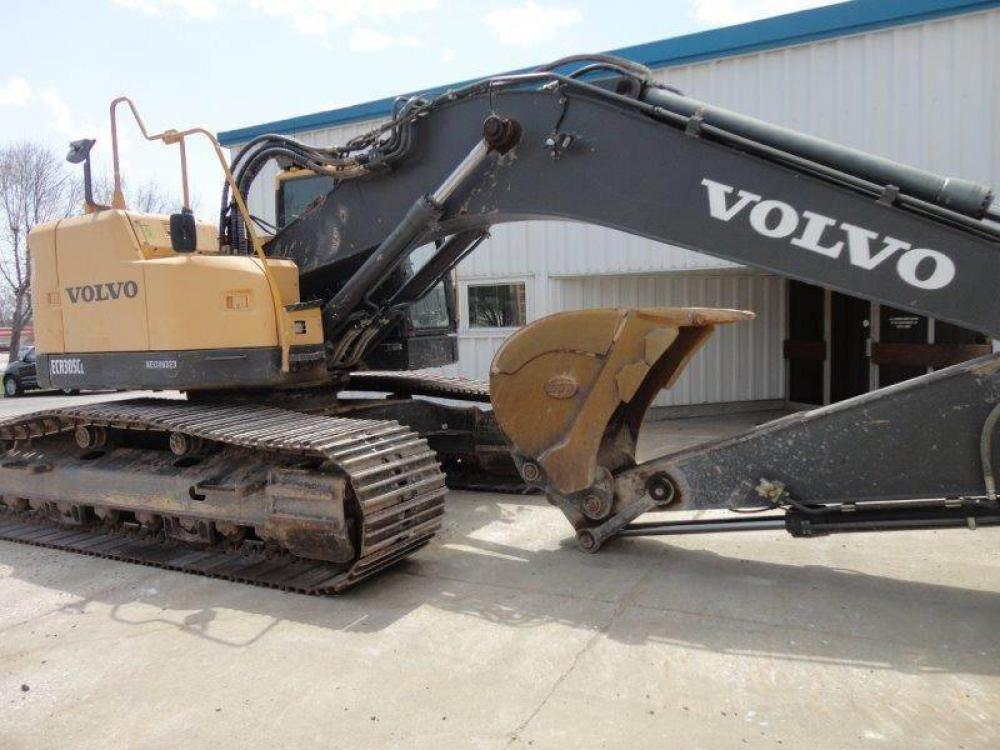 Detail photo of 2013 Volvo ECR305CL from Construction Equipment Guide