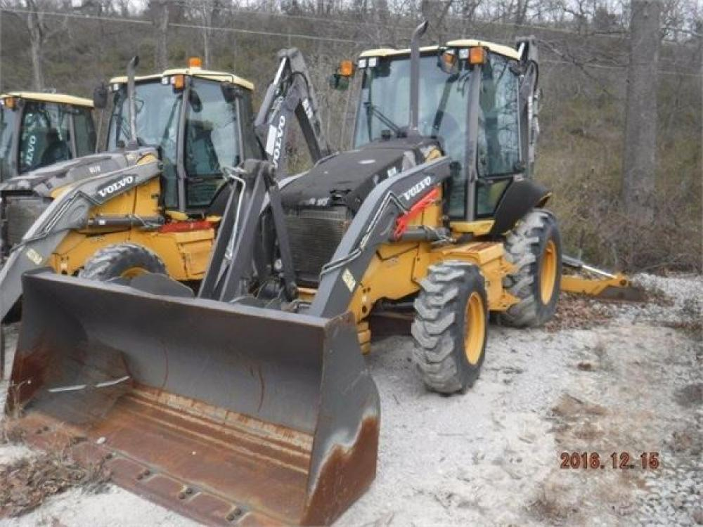 Detail photo of 2010 Volvo BL70 from Construction Equipment Guide