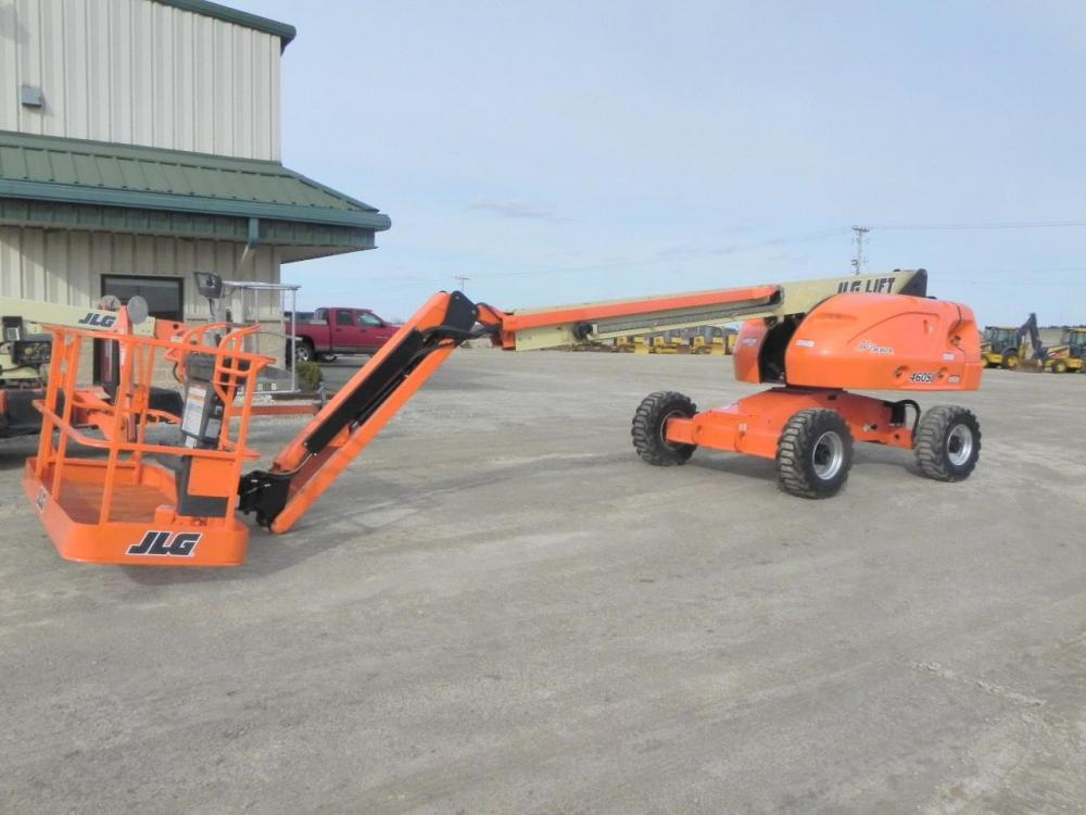 Detail photo of 2012 JLG 460SJ from Construction Equipment Guide