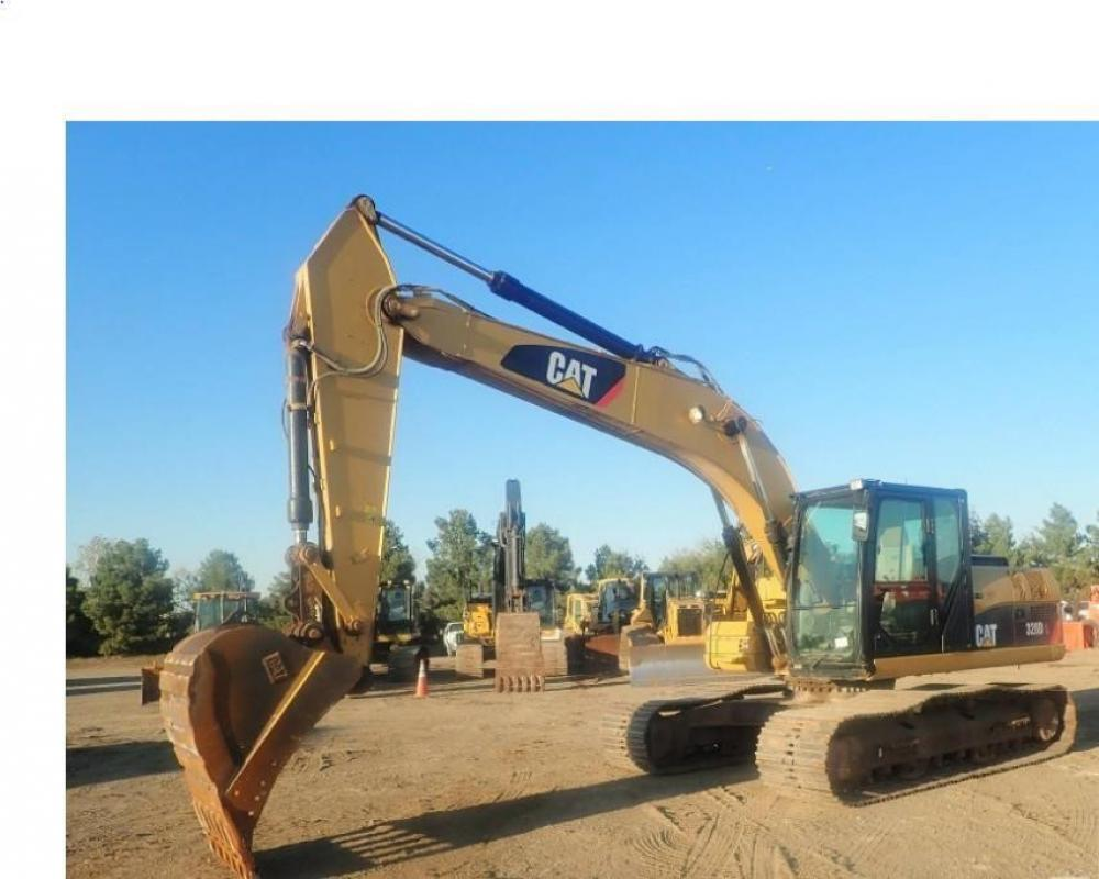 Detail photo of 2011 Caterpillar 320DL from Construction Equipment Guide