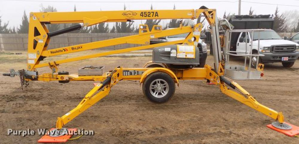 Detail photo of 2006 Bil-Jax 4527A from Construction Equipment Guide