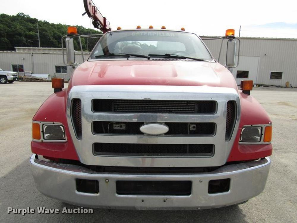 2007 Ford F750 SUPER DUTY For Sale (25349068) from Purple