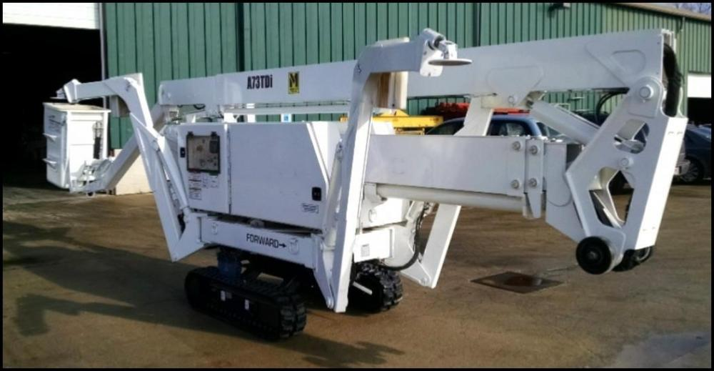 Detail photo of 2012 MAN LIFT MFG CO A73TDI from Construction Equipment Guide