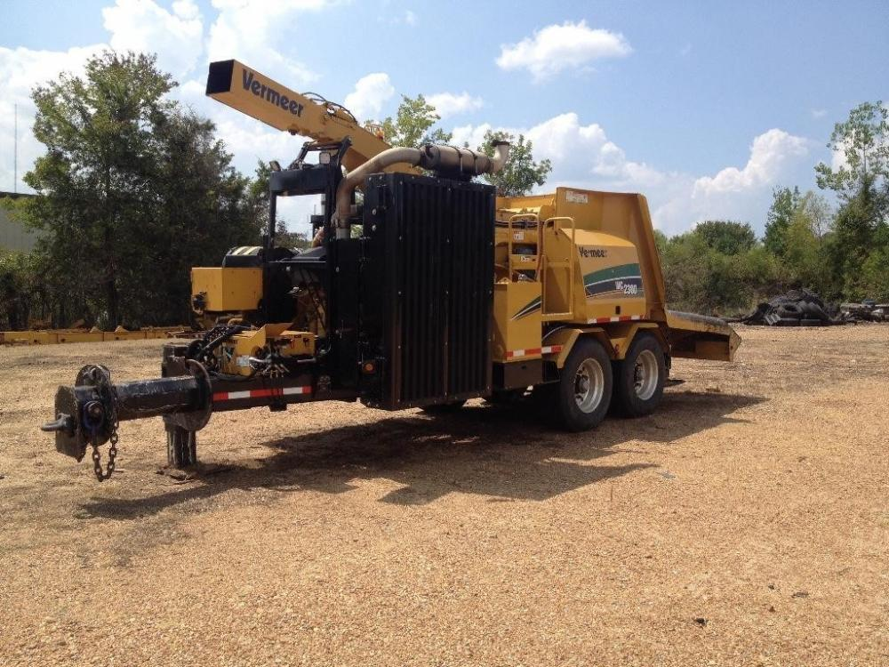 Detail photo of 2014 Vermeer WC2300 from Construction Equipment Guide