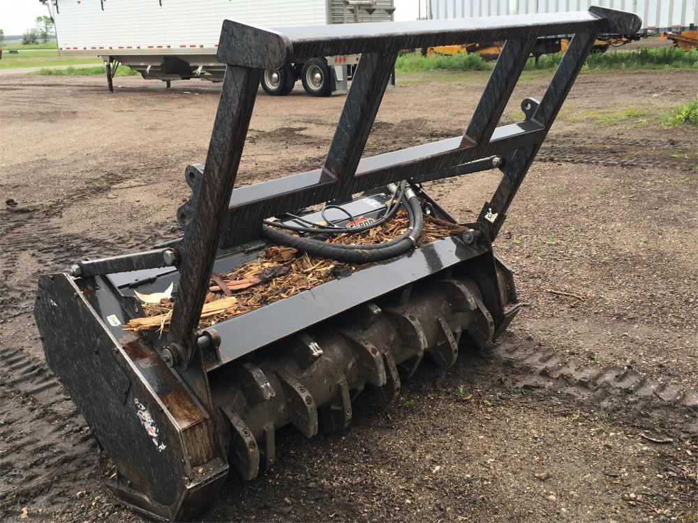 Detail photo of 2012 Bobcat FRC60 from Construction Equipment Guide