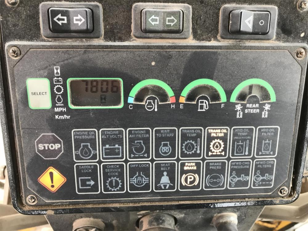 Detail photo of 2000 John Deere 672CH from Construction Equipment Guide