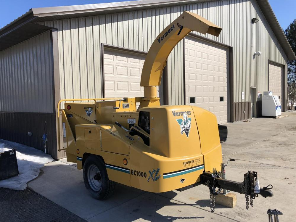 Detail photo of 2003 Vermeer BC1000XL from Construction Equipment Guide