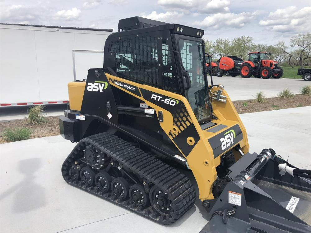Detail photo of 2018 ASV RT-60 from Construction Equipment Guide