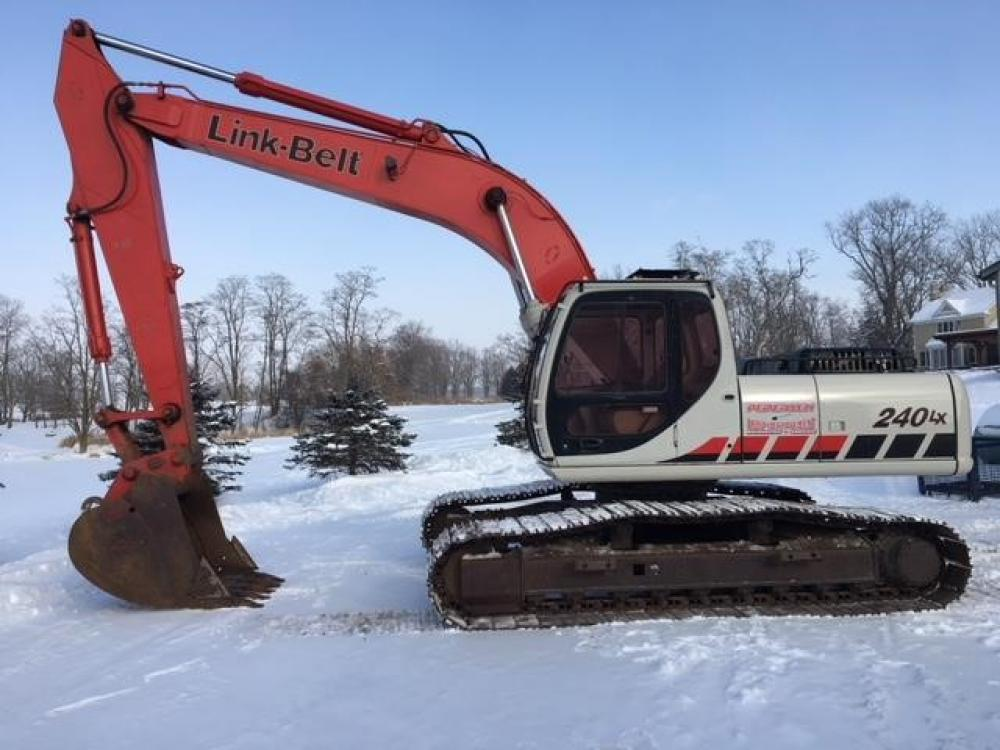 Detail photo of 2004 Link-Belt 240 LX from Construction Equipment Guide
