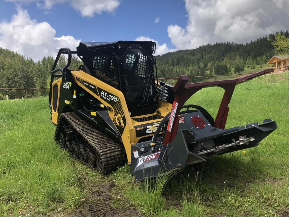 Detail photo of 2019 ASV PT-120F from Construction Equipment Guide