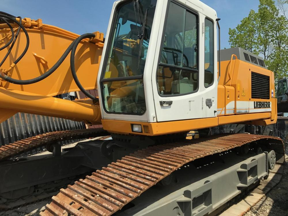 Detail photo of  Liebherr R954BHD from Construction Equipment Guide