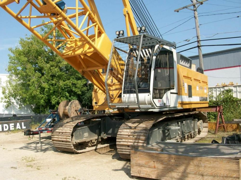 Detail photo of 2007 Liebherr HS 855 HD from Construction Equipment Guide