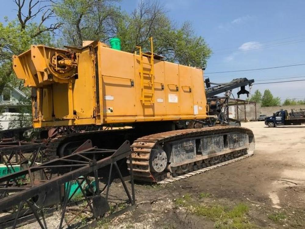Detail photo of  Liebherr HS 883 HD from Construction Equipment Guide