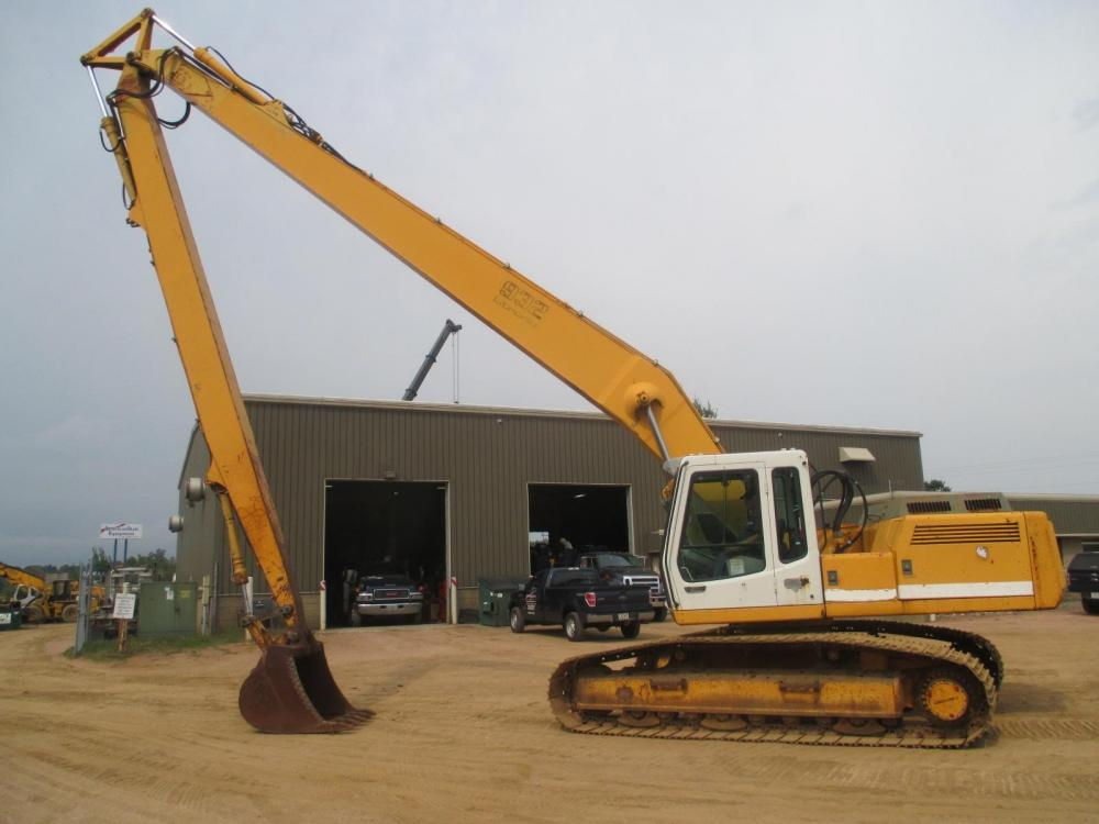 Detail photo of  Liebherr R932HDSL from Construction Equipment Guide