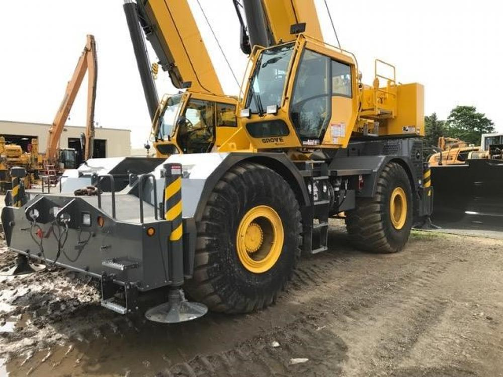 Detail photo of 2015 Grove RT765E2 from Construction Equipment Guide