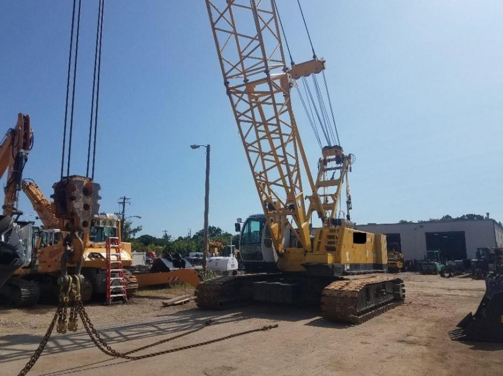 Detail photo of 2001 Kobelco CK1000 from Construction Equipment Guide
