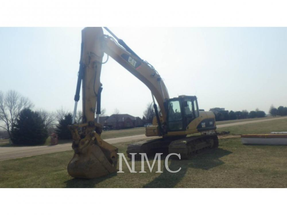 Detail photo of 2008 Caterpillar 320D from Construction Equipment Guide